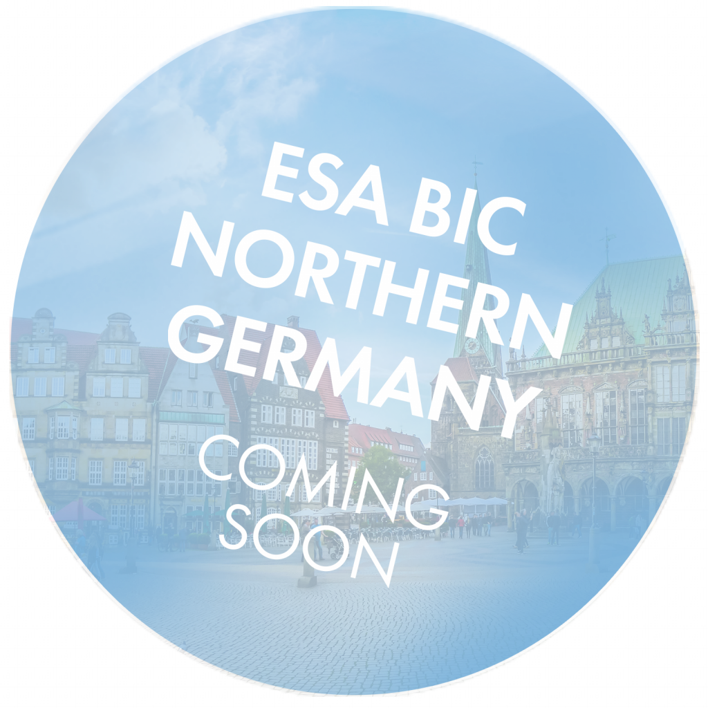ESA BIC Norhtern Germany coming soon